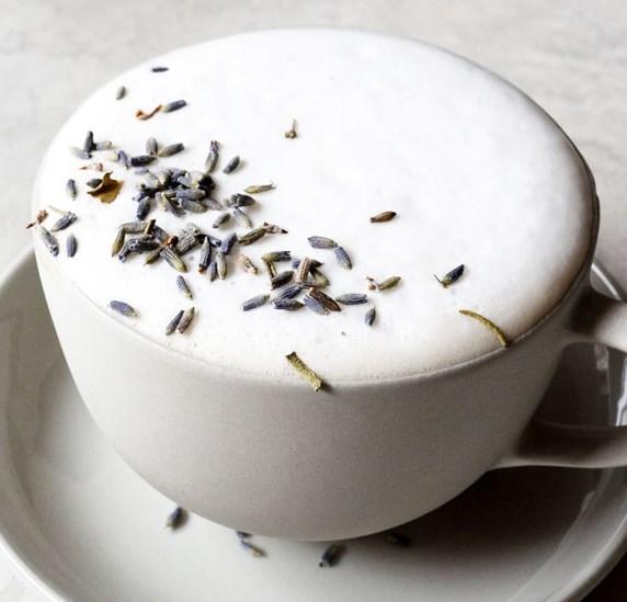 London Fog Drink (Earl Grey Tea Latte) #drinks #tastyrecipe