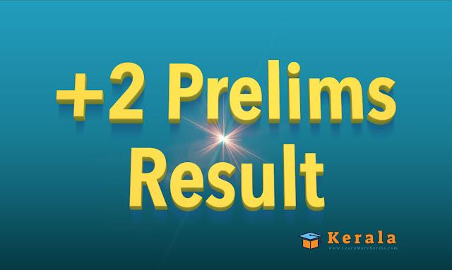 plus two prelims result