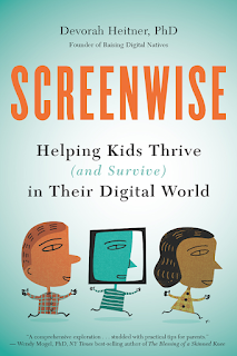 Screenwise, a book by Devorah Heitner
