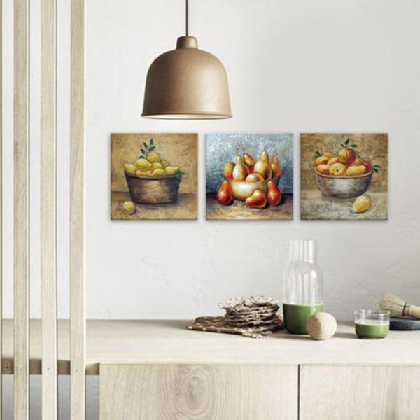 cách chọn tranh trang trí phòng bếp