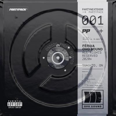 PARTYNEXTDOOR - PARTYPACK (2020) - Album Download, Itunes Cover, Official Cover, Album CD Cover Art, Tracklist, 320KBPS, Zip album