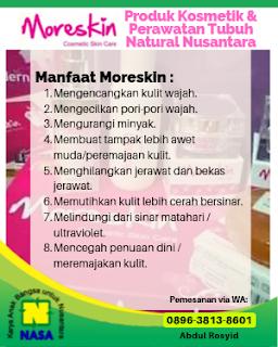 Moreskin pink
