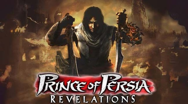 Prince of Persia - Revelations PSP ISO for Android phone
