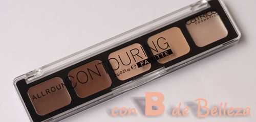 Allround contouring palette Catrice