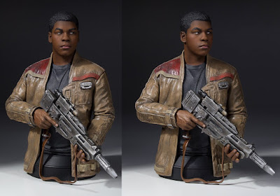 Star Wars: The Force Awakens Finn Mini Bust by Gentle Giant