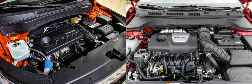 Hơn 700 triệu, chọn Kia Seltos 1.4 Premium hay Hyundai Kona 1.6 Turbo?
