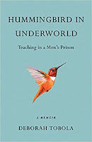 creative arts in men's prison, teaching creative writing to prisoners, Deborah Tobola, prison, men's prisons,