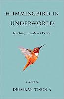 creative arts in men's prison, teaching creative writing to prisoners, Deborah Tobola, prison, men's prisons,
