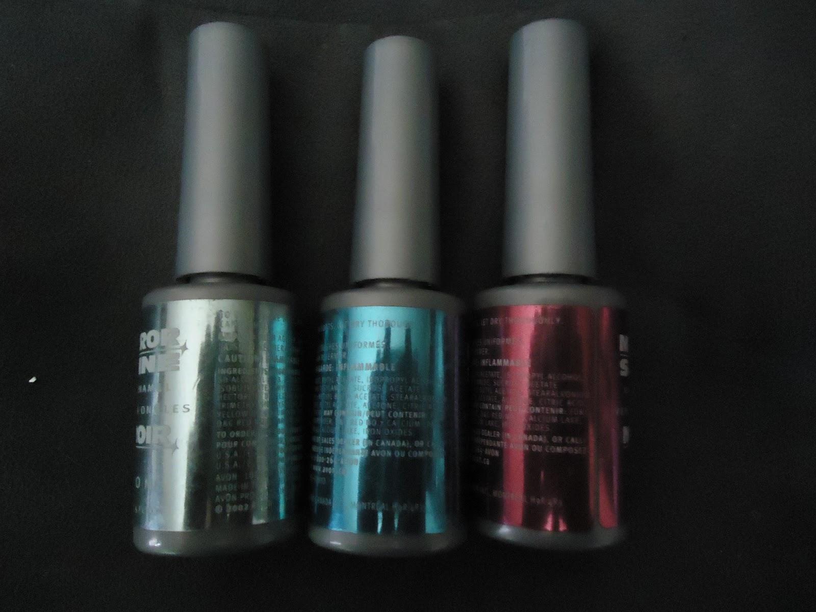 Universe Of Rainbowxxraver Nail Polish Collection
