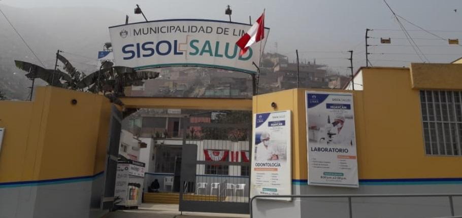 Centro Médico Sisol Huaycán