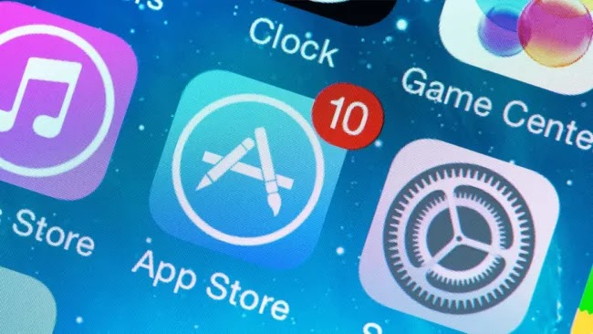 Apple promotes the App Store while iPhone sales are leveling off - here why