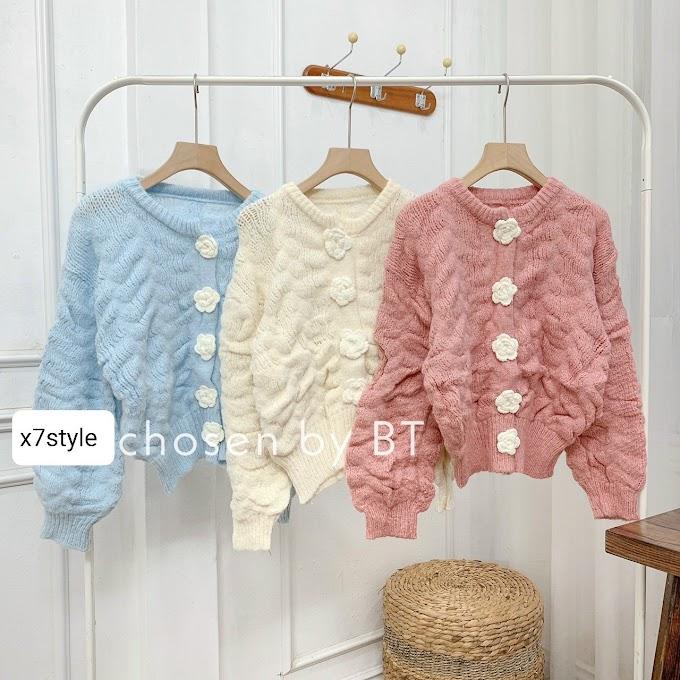 Áo len nữ - X7FCT20