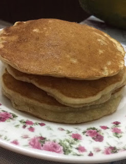 Resepi Pancake Pisang Coklat
