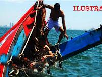 Kapal Yang Ditumpangi Kades Poleonro, Liukang Tangaya Tenggelam di Perairan Sumbawa NTB