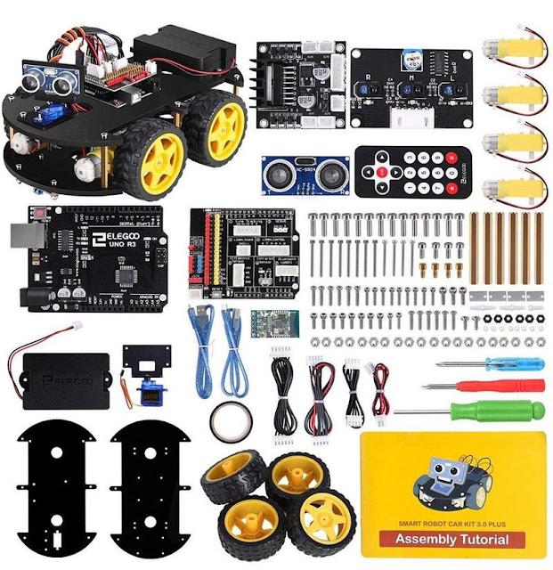 Elegoo Smart Robot Car Kit