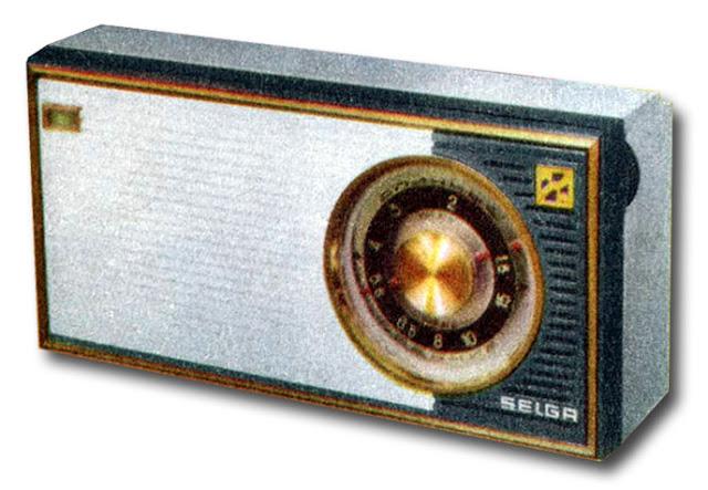 "Радио ""Selga - 403"""