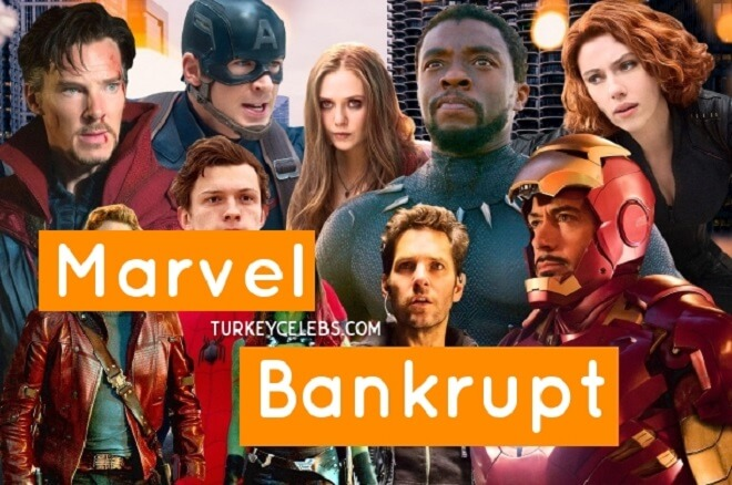 How marvel bankrupt just fired one-third of its employees after years of bleeding money.
