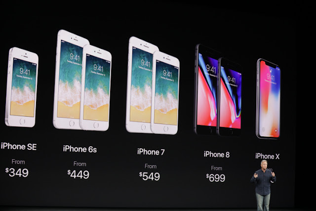 IPhone 8, IPhone 8 Plus, IPhone X: Here Is How Much They Will Cost