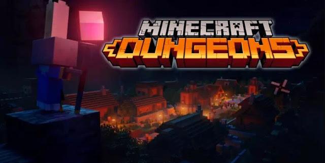 Cara Membuka Kunci Underhalls di Minecraft Dungeons
