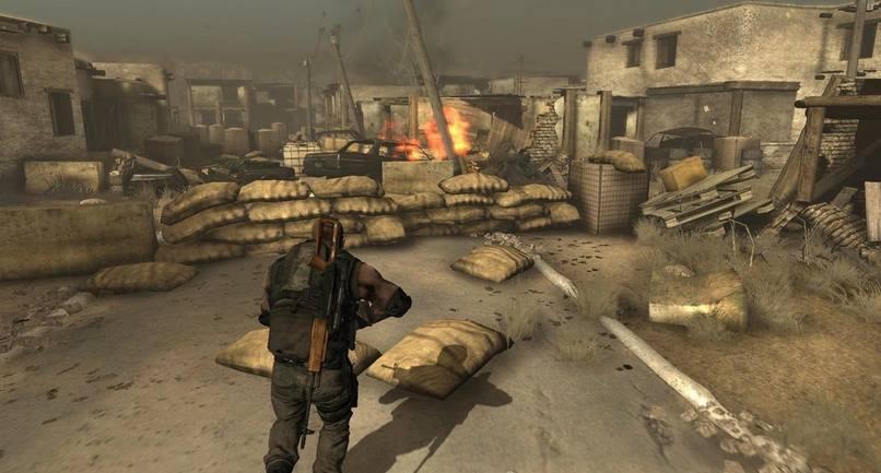 Global Ops Commando Libya PC Full Español
