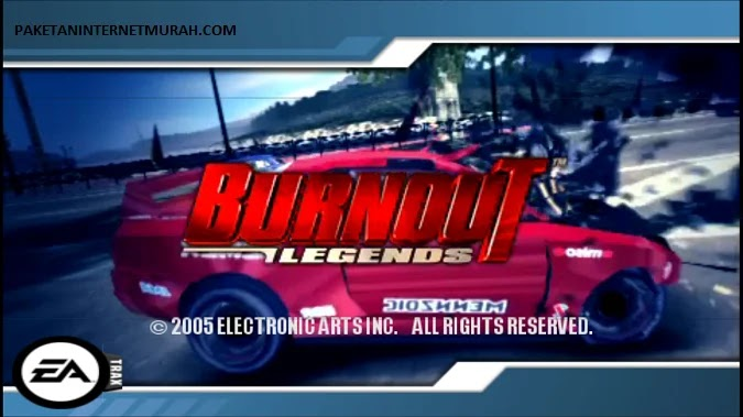 burnout legends psp iso highly compressed