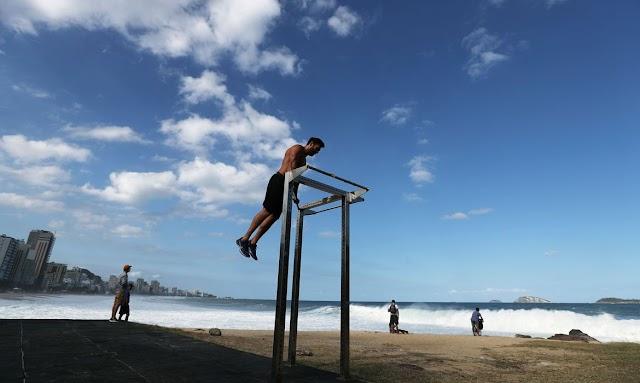 Exercício físico na quarentena pode não melhorar bem estar emocional