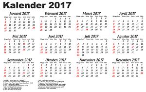 kalender 2017 www.simplenews.me