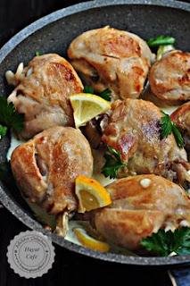 Chicken/Meat Casserole (Balkan Guveci)