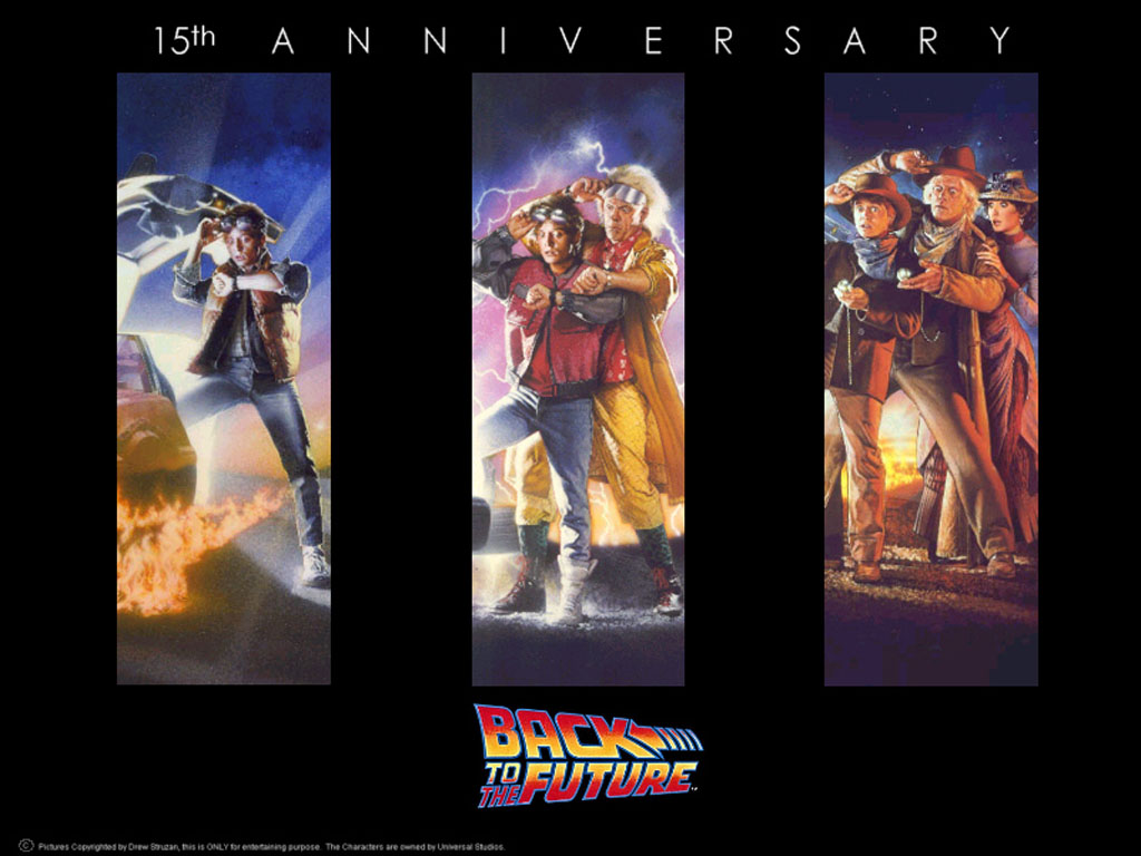 Simple Pics Back To The Future Wallpaper 1920x1080
