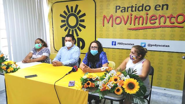Ligia Sosa Alcocer aspira la diputación del Distrito 14 local por el PRD