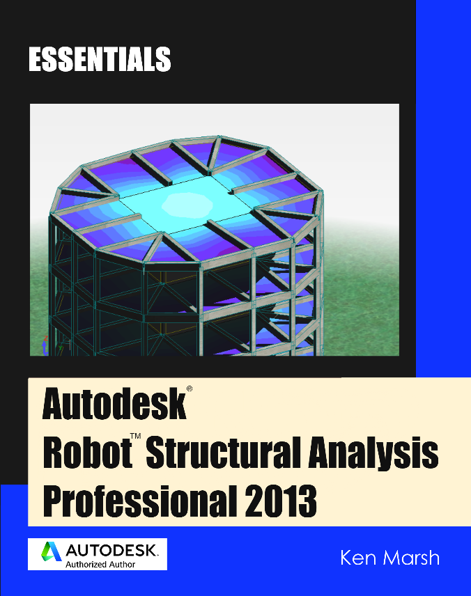 Revit OpEd: Autodesk Robot Structural Analysis Book is Available