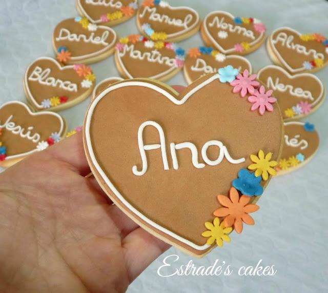 galletas con nombres 2