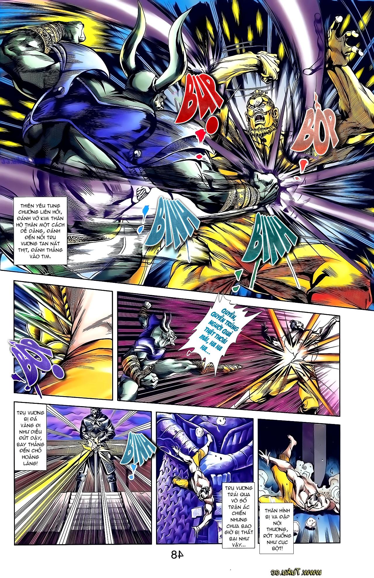 Cơ Phát Khai Chu Bản chapter 137 trang 12