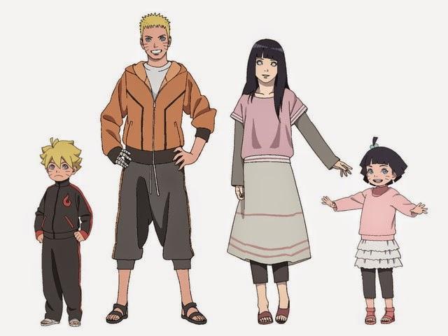 List Naruto