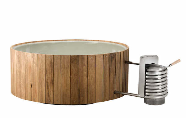 weltevree hot tub