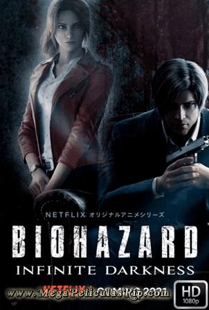 Resident Evil: Infinite Darkness Temporada 1 [1080p] [Latino-Ingles] [MEGA]