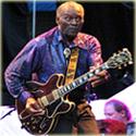 Chuck Berry es uno de los mejores guitarristas de la historia