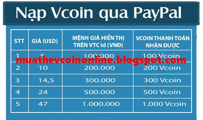 Các web bán thẻ vcoin online thường có mức chiết khấu khá tốt, do đó bán có  thể mua thẻ vcoin giá rẻ, giúp bạn tiết kiệm được khá nhiều nhiều.
