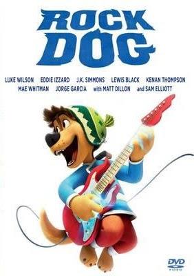 Rock Dog [2016] [NTSC/DVDR- Custom BD] Ingles, Español Latino