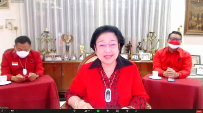Diisukan Sakit Keras dan Alami Koma, Megawati Mendadak Muncul di Acara PDIP Hari Ini