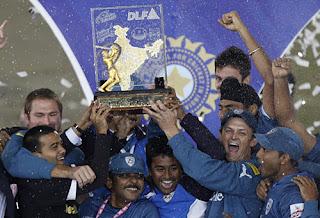 RCB vs DC IPL Final 2009 Highlights