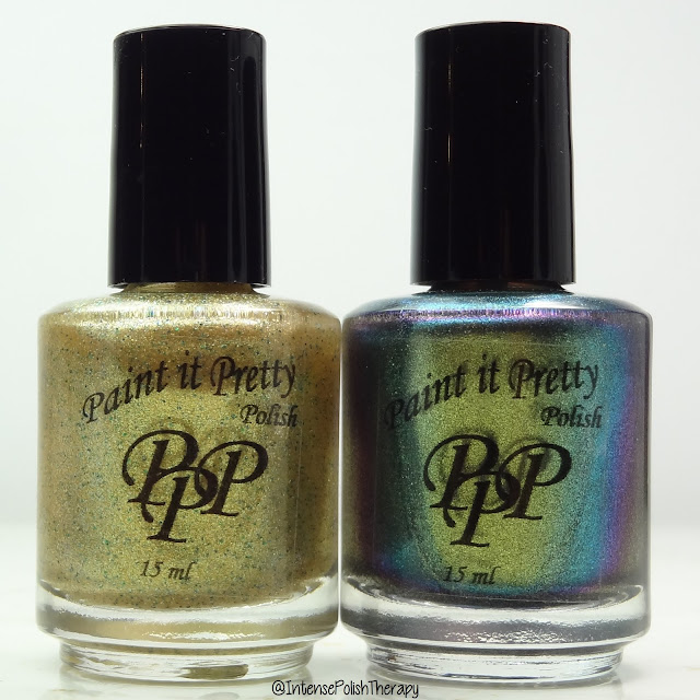 Paint It Pretty Polish | St. Patty's Day Duo