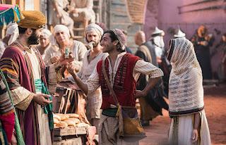 Download Aladdin (2019) Dual Audio HDRip 720p   MoviesBaba 2