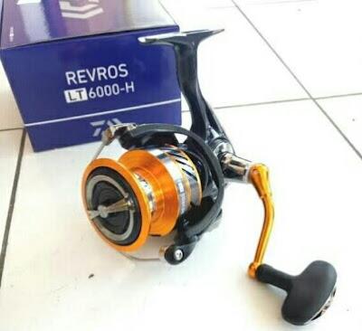Reel Daiwa Revros LT 6000 H