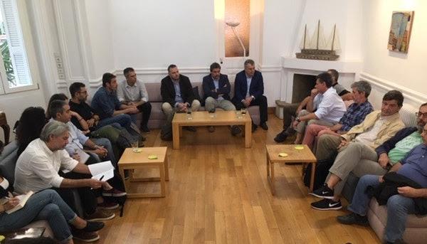 Συνάντηση με τον Βασίλη Κικίλια ζητούν από κοινού τα κόμματα της αντιπολίτευσης για το ΚΕΘΕΑ