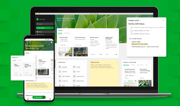 Evernote App For Students Learning Teacher
