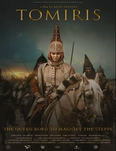 pelicula La leyenda de Tomiris