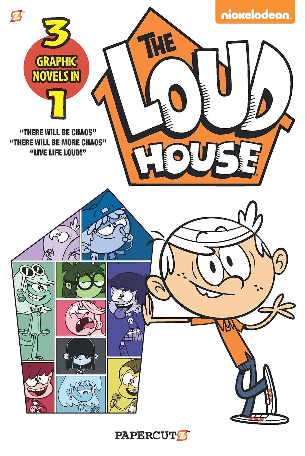NickALive!: Lucy Loud Tells Ghost Stories in The Loud House