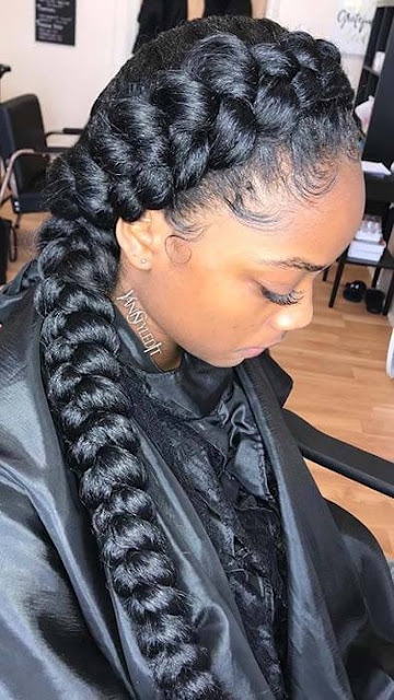26+ Beautiful Butterfly Braid Hairstyle Ponytails To Copy In 2019