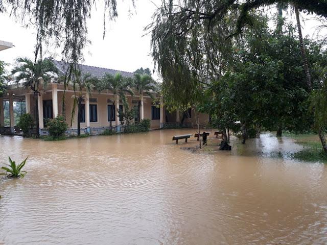 Chùm ảnh lũ lụt tại Giáo xứ Dương Sơn – Huế - Ảnh minh hoạ 7